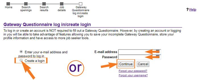 FedEx Job Application Guide Step 5