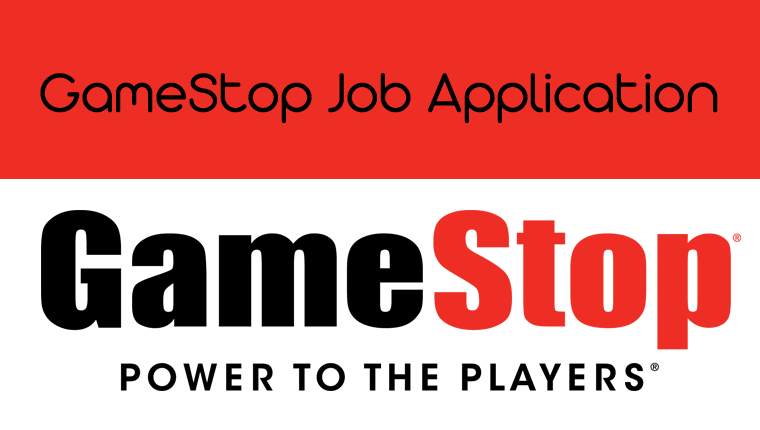 GameStop Job Application & Careers
