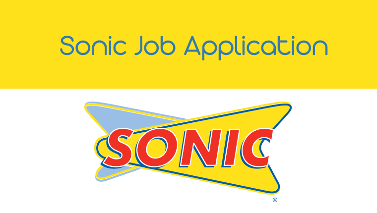 Sonic Job Application & Careers