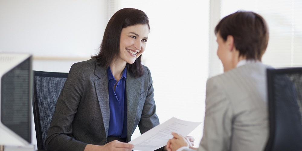 How do you handle conflict between staff members