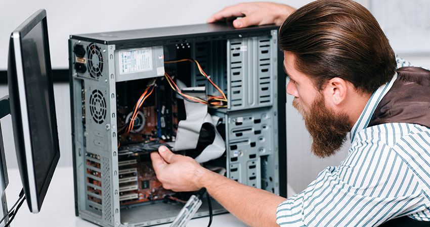 Facilities and IT Helpdesk Administrator