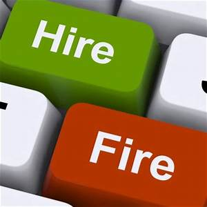 hire and fire keys